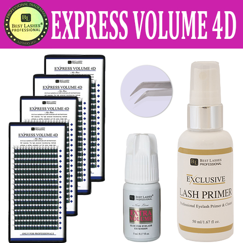 Sada Express Volume 4D