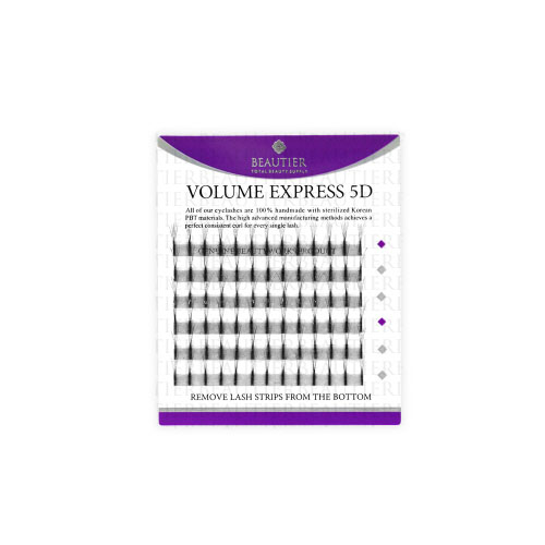 5D mihalnice Volume Express C, 0,07 X 12mm - 6 radov