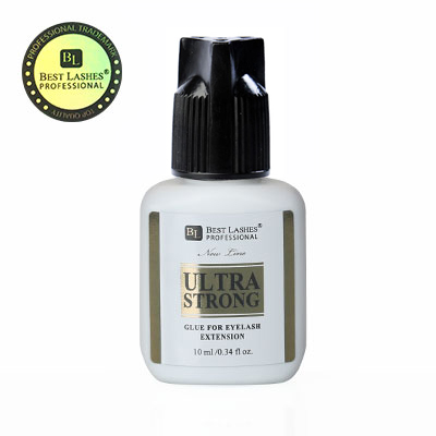 Ultra silné lepidlo na mihalnice Ultra Strong 10ml New Line
