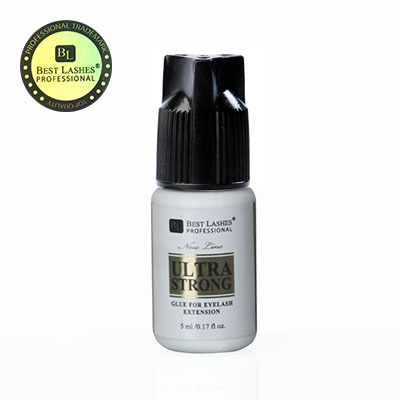 Ultra silné lepidlo na mihalnice Ultra Strong 5ml New Line