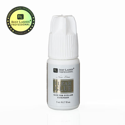 Lepidlo na mihalnice Clear Glue 5ml New Line