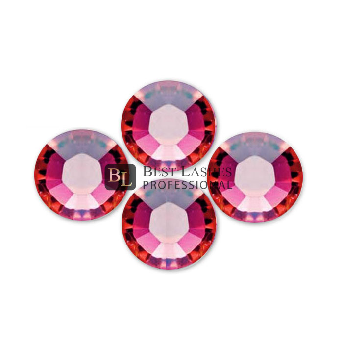 Kamienky na 3D mihalnice - Rose 1,8 mm, 25 ks