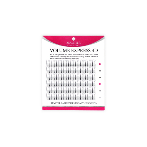 4D mihalnice Volume Express C, 0,07 X 11mm - 6 radov
